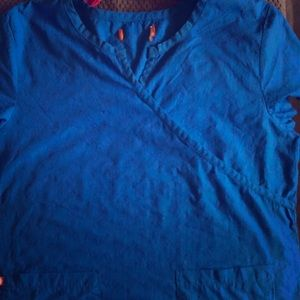 Tops - Woman's scrub top